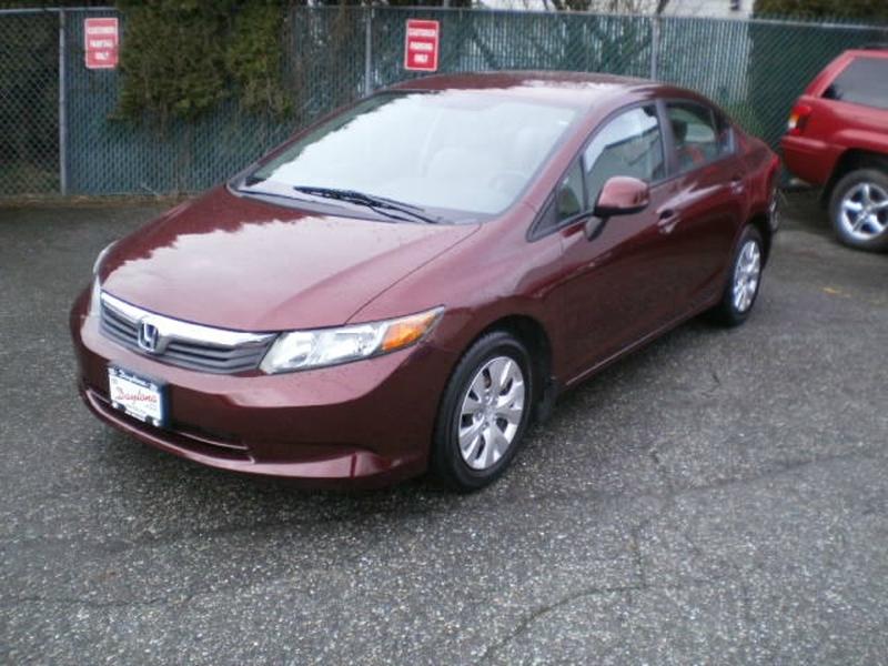 Honda Civic Sdn 2012 price $10,580
