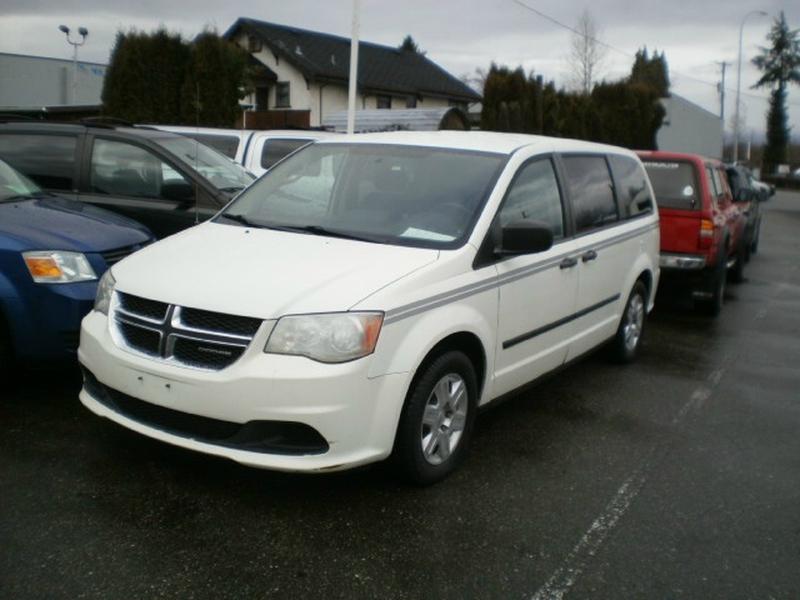 Dodge Grand Caravan C/V 2011 price $5,880