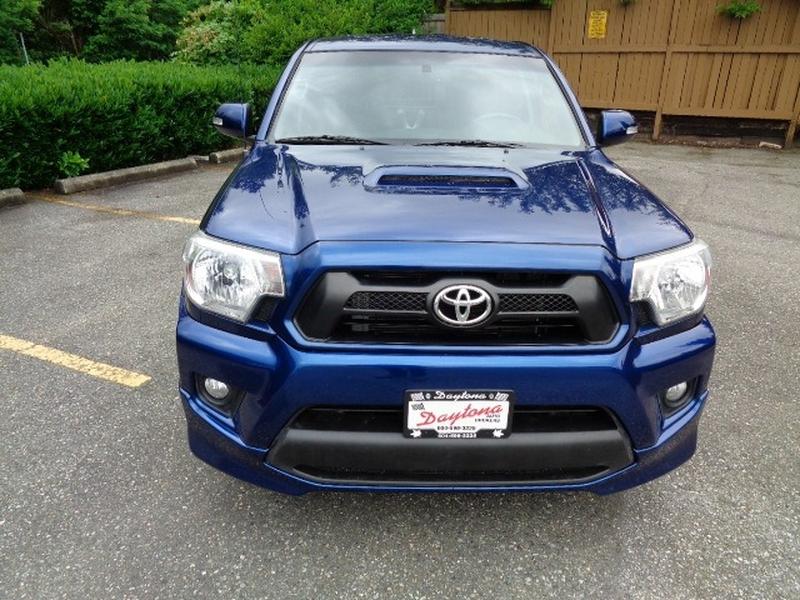 Toyota Tacoma 2014 price $26,980