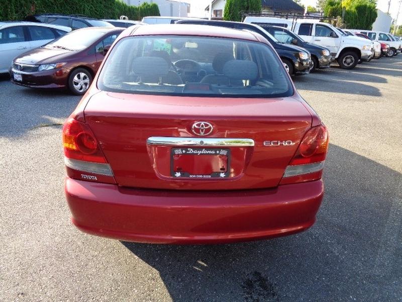 Toyota Echo 2005 price $3,780
