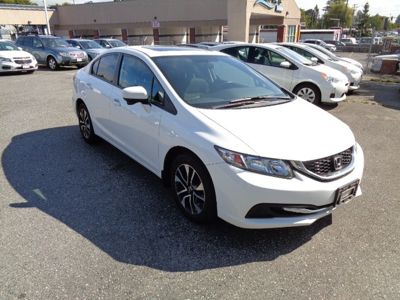 Honda Civic Sedan 2014 price $12,580