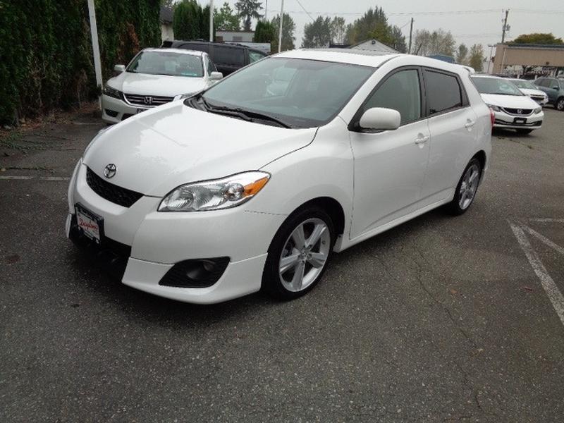 Toyota Matrix 2010 price $10,980