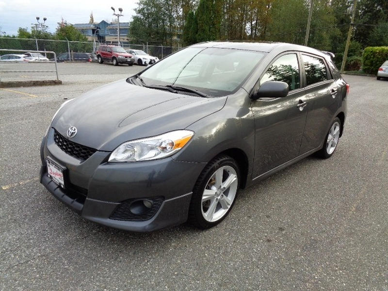 Toyota Matrix 2010 price $8,980