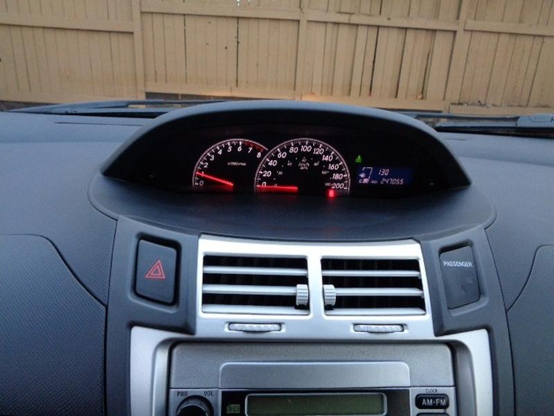Toyota Yaris 2007 price $3,980