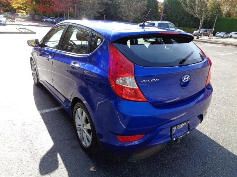 Hyundai Accent 2014 price $7,980