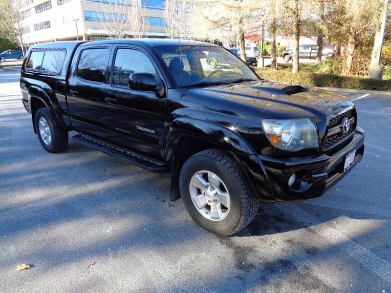 Toyota Tacoma 2011 price $27,380
