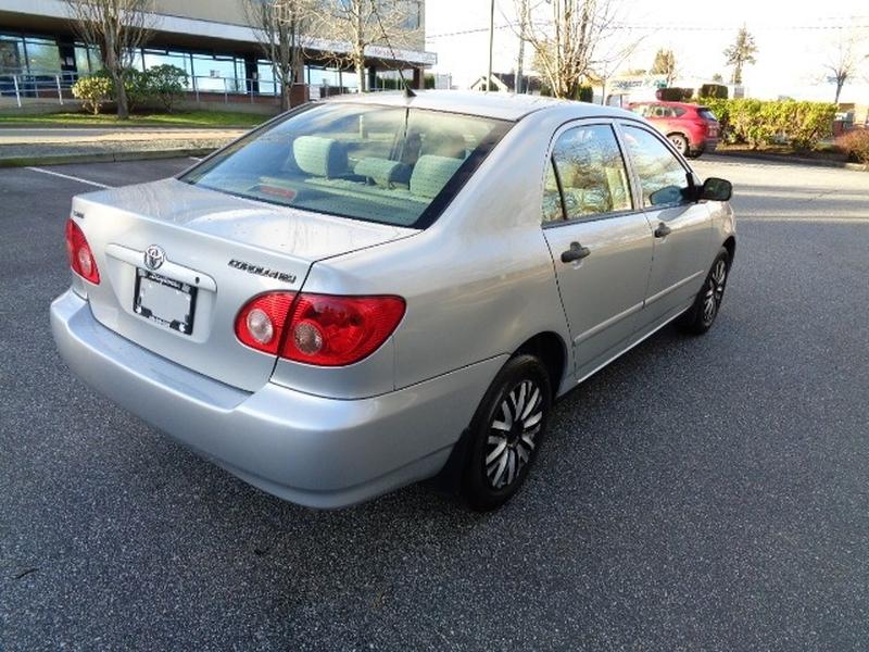 Toyota Corolla 2007 price $5,580