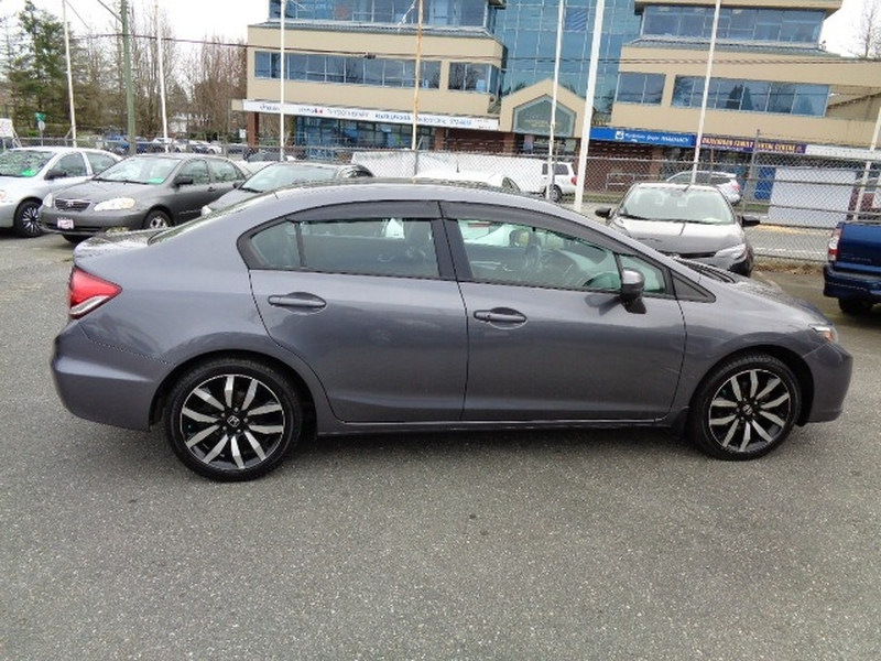 Honda Civic Sedan 2015 price $12,295