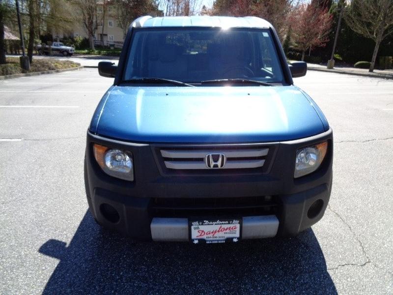 Honda Element 2007 price $6,980