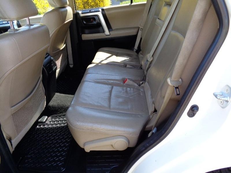 Toyota 4Runner 2011 price $29,980