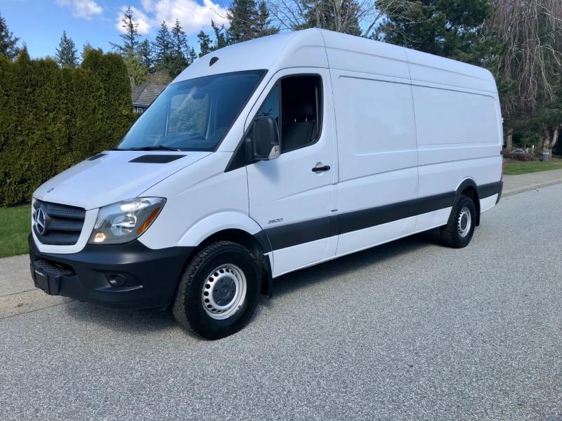 Mercedes-Benz Sprinter Cargo Vans 2016 price $46,800