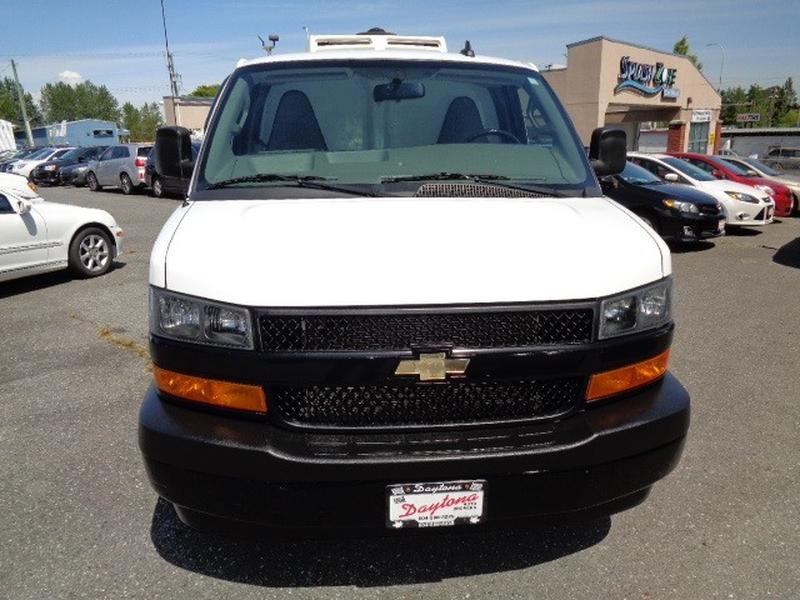 Chevrolet Express Cargo Van 2018 price $38,980