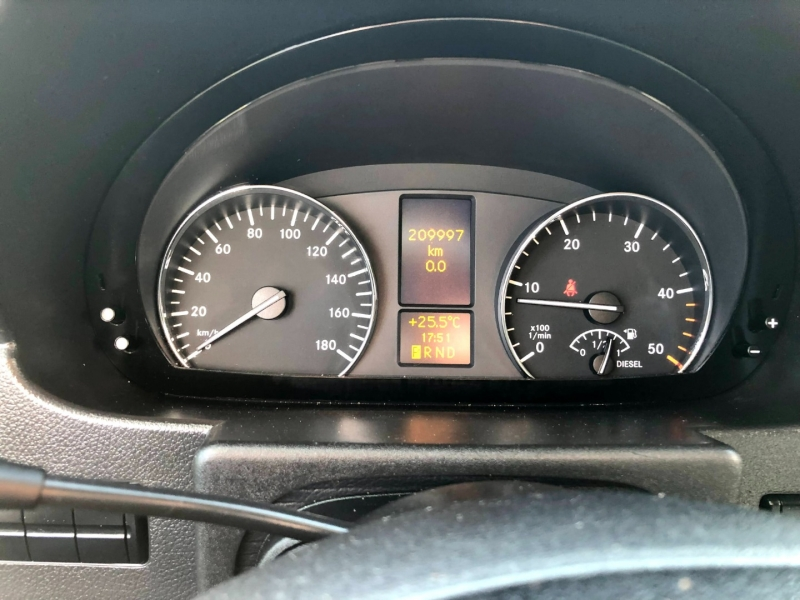 Mercedes-Benz Sprinter 2016 price $39,800