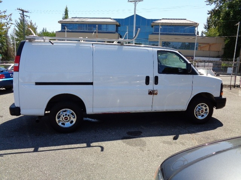 GMC Savana Cargo Van 2012 price $16,980