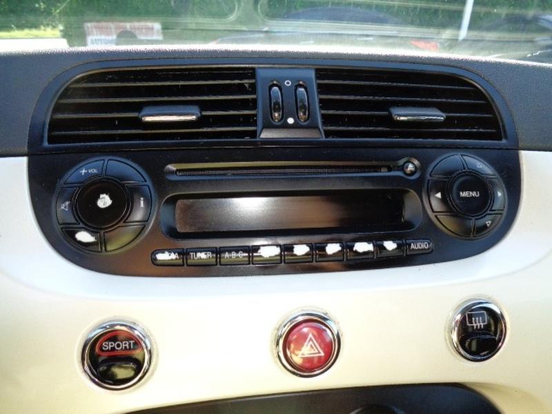Fiat 500 2013 price $6,880
