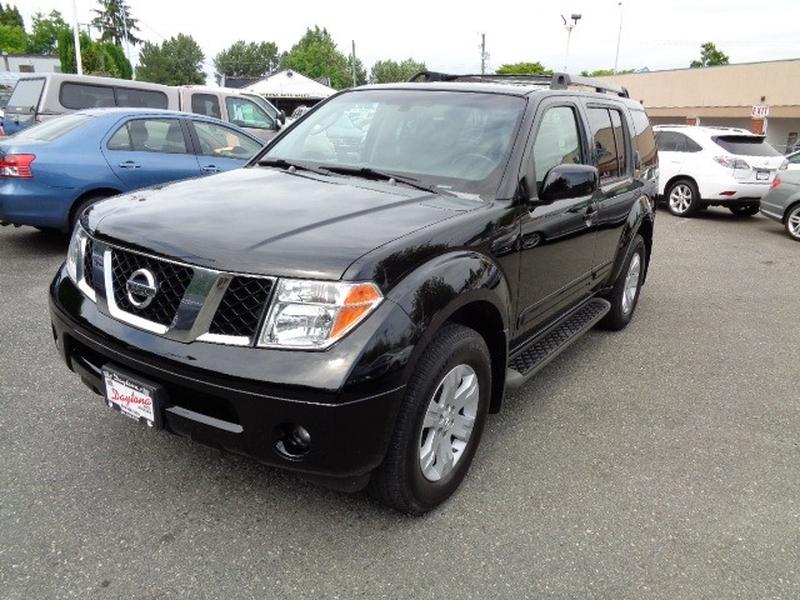 Nissan Pathfinder 2007 price $10,980