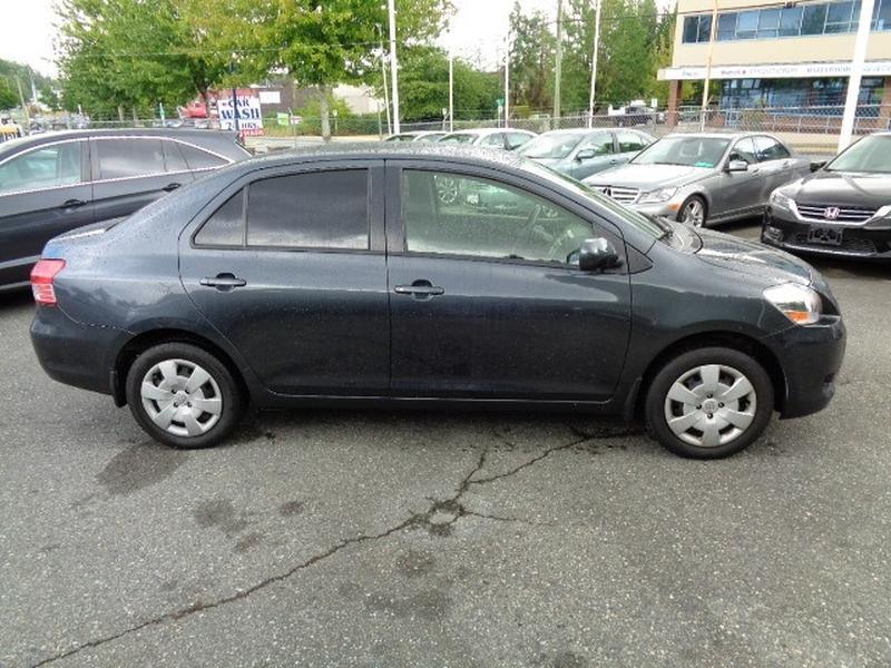Toyota Yaris 2012 price $8,580