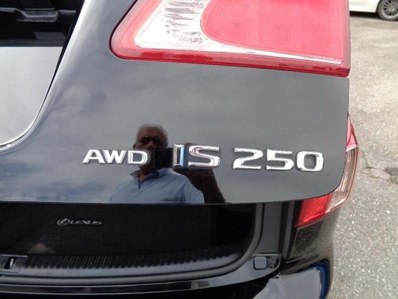 Lexus IS 250 2012 price $19,580