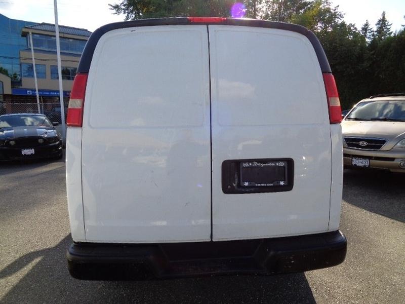 Chevrolet Express Cargo Van 2014 price $26,580