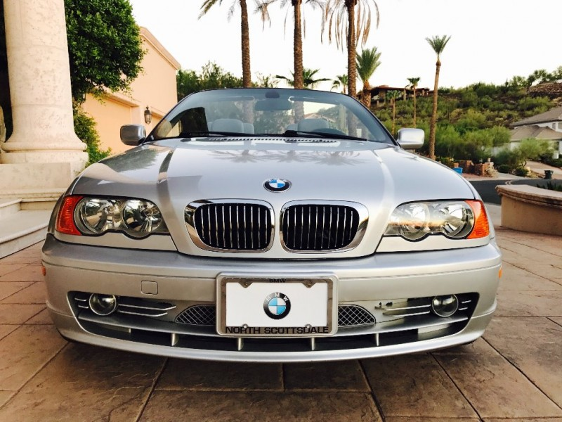 BMW 3-Series 2001 price $9,395