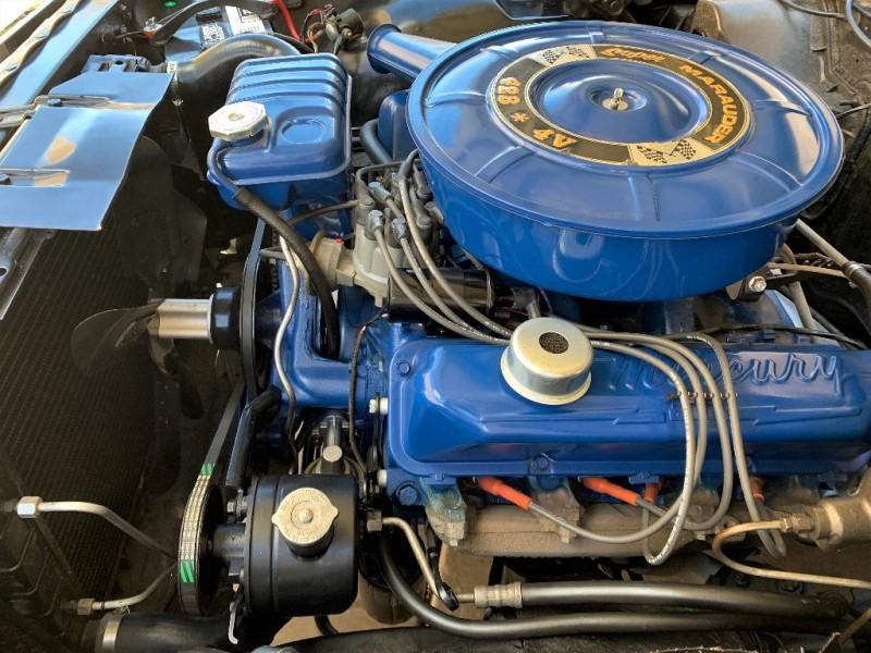 Mercury S-55 1966 price $25,500