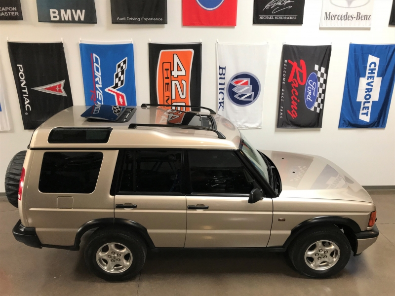 Land Rover Discovery Series II 1999 price $7,500
