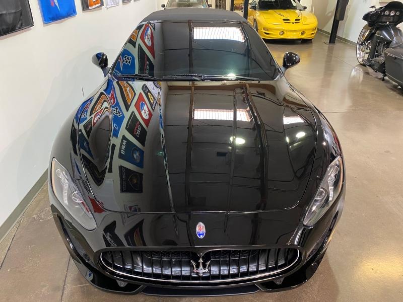 Maserati GranTurismo Convertible 2017 price $88,900