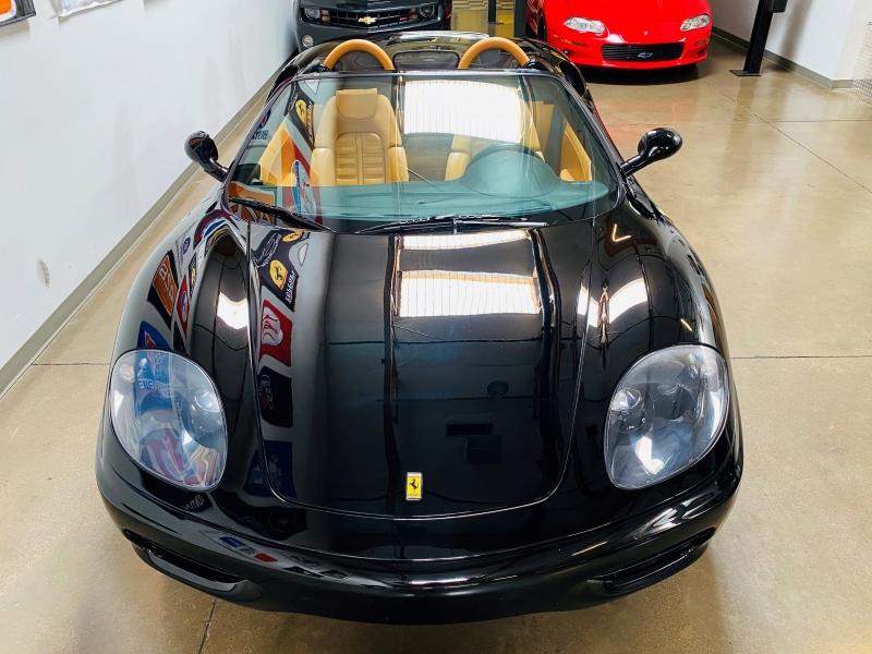 Ferrari 360 2002 price $79,500