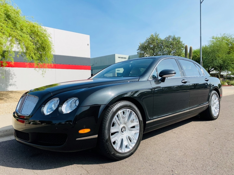 Bentley Continental Flying Spur 2006 price $42,500