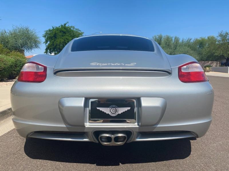 Porsche Cayman S 2006 price $29,900