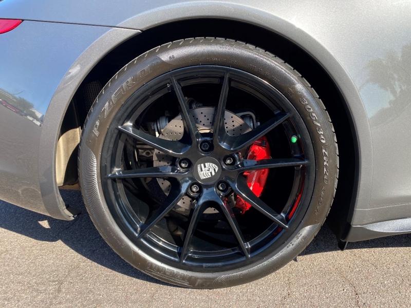 Porsche 911 2015 price $86,500