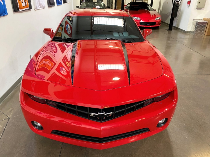 Chevrolet Camaro 2012 price $15,500