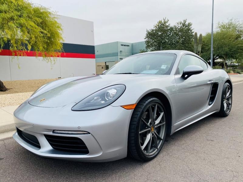 Porsche 718 Cayman 2018 price $53,900