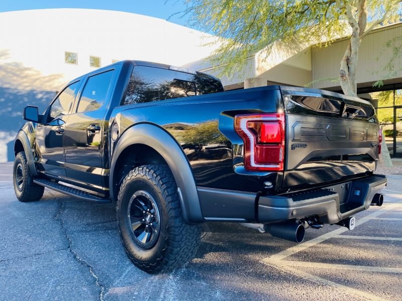 Ford F-150 2018 price $65,500
