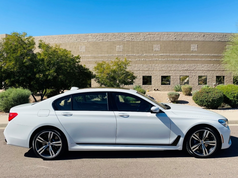 BMW 7-Series 2018 price $58,500