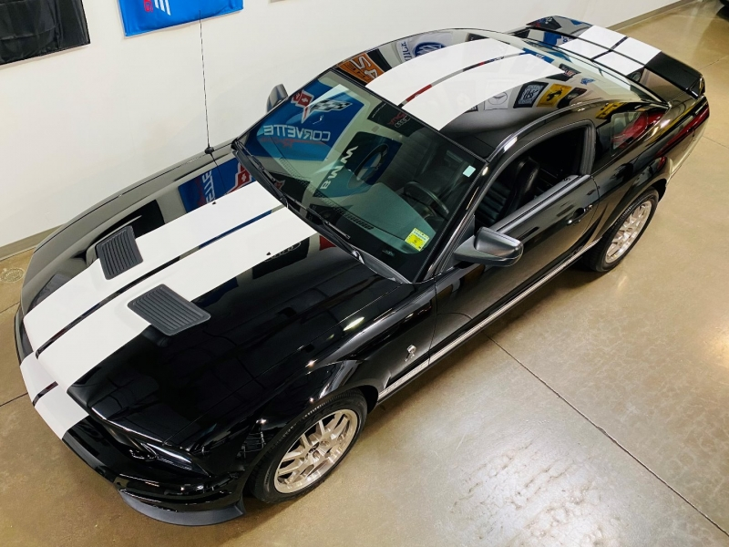 Ford Mustang 2007 price $45,900