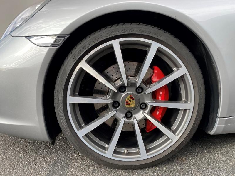 Porsche 911 2017 price $96,500