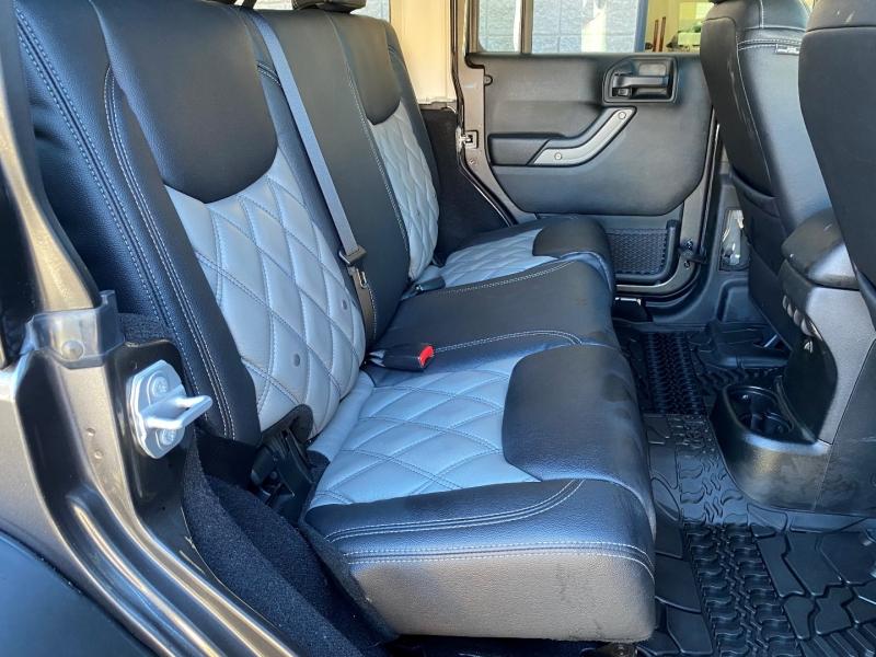 Jeep Wrangler Unlimited 2017 price $39,500