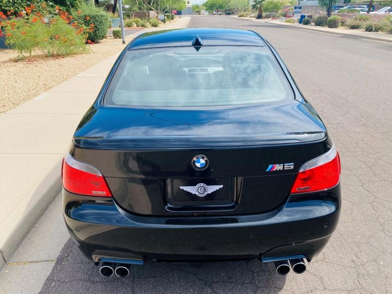 BMW 5-Series 2006 price $39,500