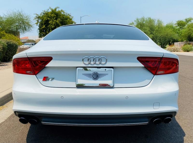 Audi S7 2013 price $38,500