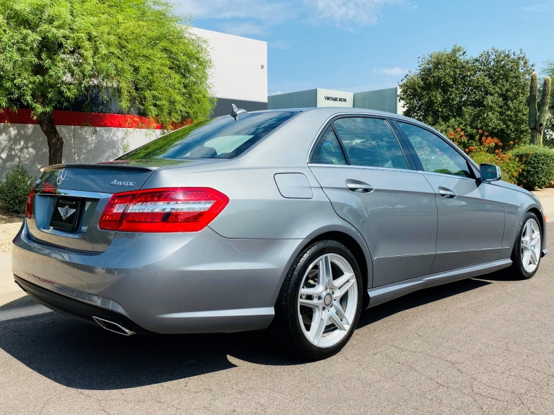 Mercedes-Benz E-Class 2011 price $15,900