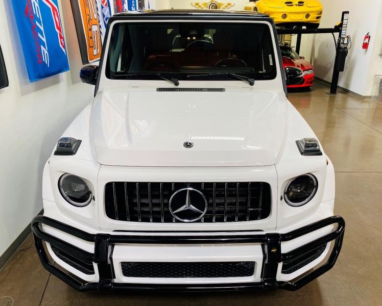 Mercedes-Benz G-Class 2019 price $225,500