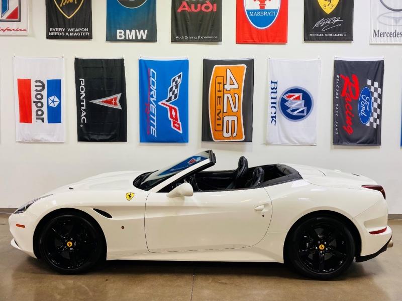 Ferrari California 2016 price $168,500