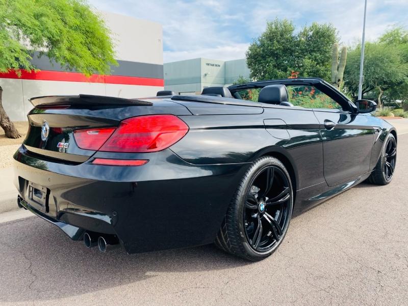 BMW M6 2015 price $73,500