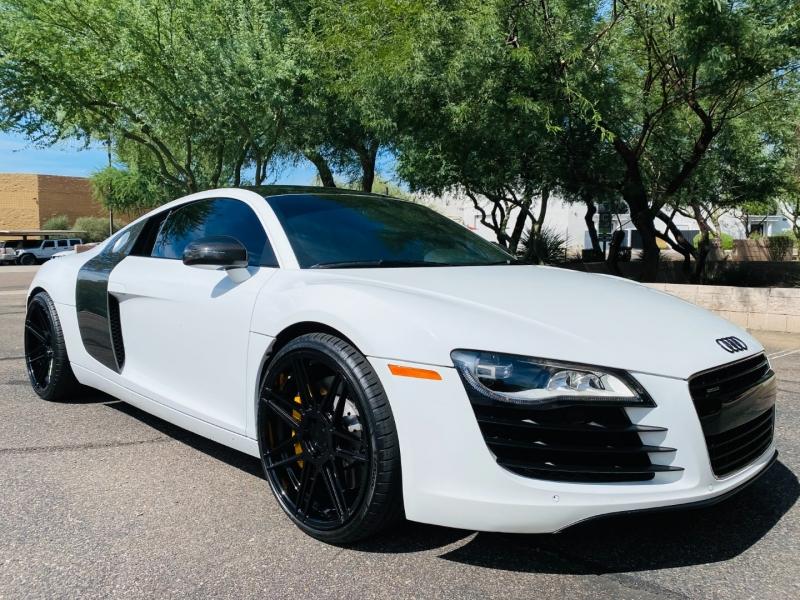 Audi R8 2012 price $88,500