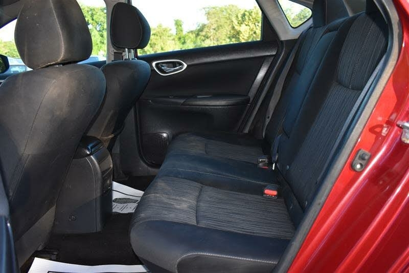 Nissan Sentra 2017 price $11,490