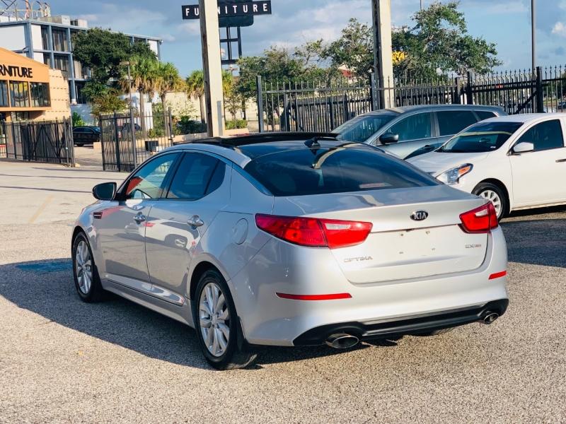 Kia Optima 2014 price $14,490