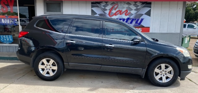 Chevrolet Traverse 2011 price $0