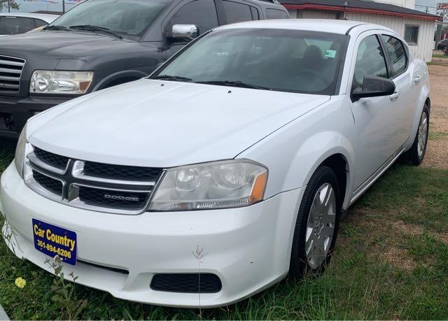 Dodge Avenger 2012 price $6,900