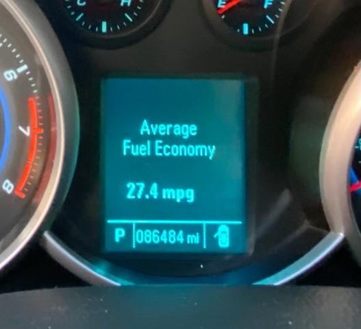 Chevrolet Cruze 2012 price $7,700